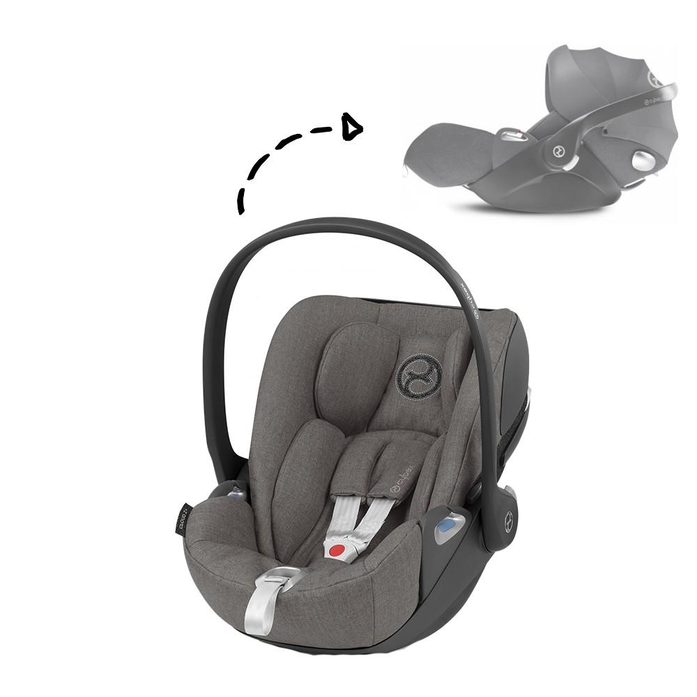 autostoel groep 0