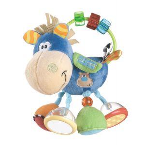 Rammelaar Playgro Clip Clop Activity Rattle