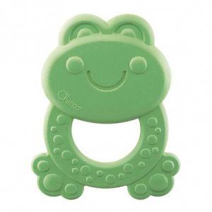 Bijtspeeltje Chicco Teether Frog ECO+