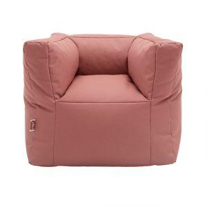 Fauteuil Jollein Beanbag Mellow Pink