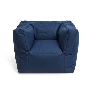 Fauteuil Jollein Beanbag Jeans Blue