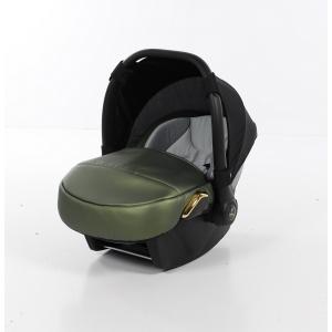 Autostoel Junama Fluo II 06 Olive / Yellow