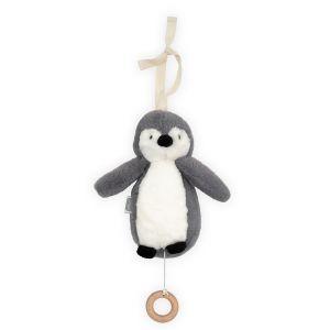 Muziekhanger Jollein Pinguin Storm Grey