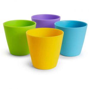 Bekers Munchkin Cups Multi 4 stuks