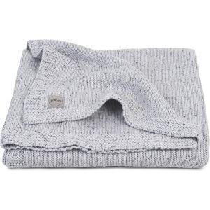 Deken Ledikant Jollein 100x150 Confetti Knit Grey
