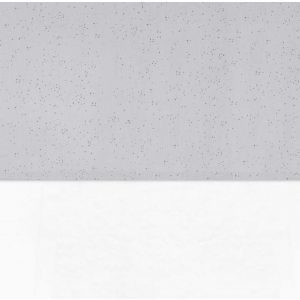 Laken Wieg Jollein Mini Dots Mist Grey