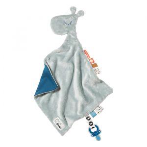 Knuffeldoekje Done by Deer Comfort Blanket 3603752 Raffi Blue