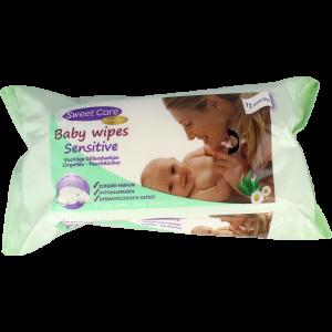 Babydoekjes SweetCare Sensitive