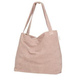 Luiertas Koeka Mom Bag Vik Grey Pink
