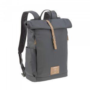 Luiertas Lässig Rolltop Backpack Anthracite