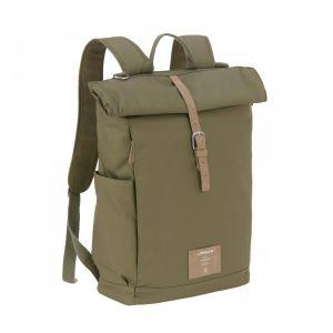 Luiertas Lässig Rolltop Backpack Olive