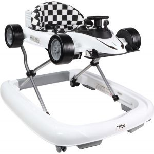 Loopstoel Tryco 2-in-1 F1 Racer White