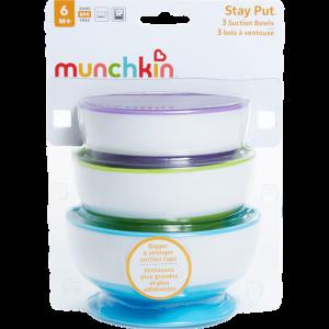 Munchkin Kom met Zuignap 3st 051750