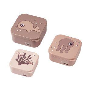 Snack Box Done By Deer Sea Friends Powder 3st.