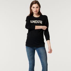 Sweater Supermom Amour Black