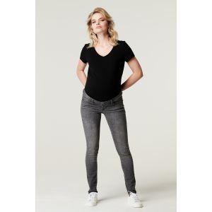 Jeans Supermom NOOS Skinny Aged Grey