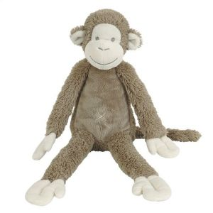 Knuffel Monkey Mickey Clay Klein 32 cm