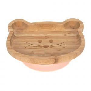 Lässig Bord Bamboo Antislip Little Chums Mouse