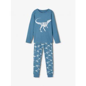 Pyjama Name-it NOOS Real Teal Dino