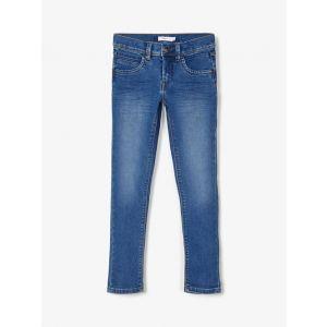 Broek Name-it NOOS Denim Medium Blue X-Slim Fit