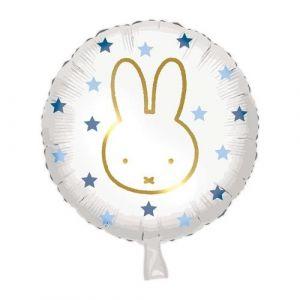 Ballon Nijntje Blauw 45cm