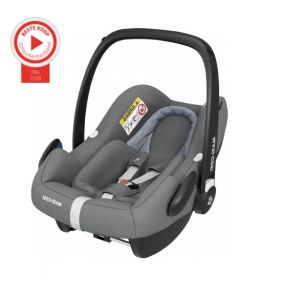 Autostoel Maxi Cosi Rock Essential Grey I-Size