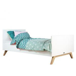 Bed Bopita Lynn Wit/Naturel