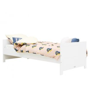 Bed Bopita Lucca 90x200 Wit