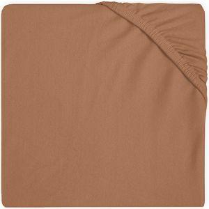 Hoeslaken Wieg Jollein Jersey 40x80/90 Caramel 511-501-00092