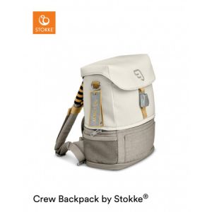 Rugzak Stokke® JetKids™ Crew Backpack White