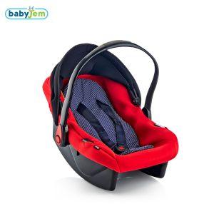 Steunkussen Autostoel Babyjem Dots Blue