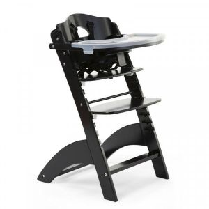 Kinderstoel Lambda 3.0 Zwart met Stoelverkleiner