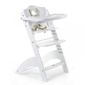 Kinderstoel Lambda 3.0 Wit met Stoelverkleiner