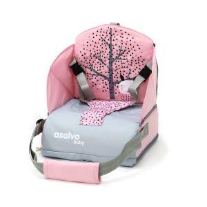 Stoelverhoger Asalvo Go Anywhere Nordic Pink