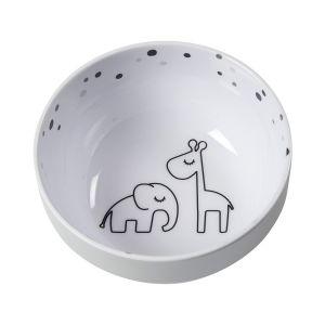 Kom Done by Deer Yummy Mini Dreamy Dots Grey