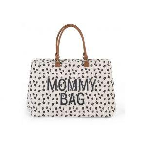 Luiertas Childhome Mommy Bag Leopard