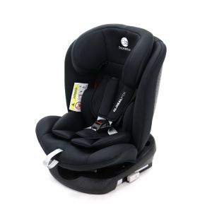 Autostoel Asalvo 0-1-2-3 Global Fix Black
