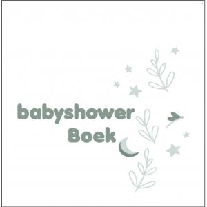 Babyshowerboek JEP! Wit/Groen