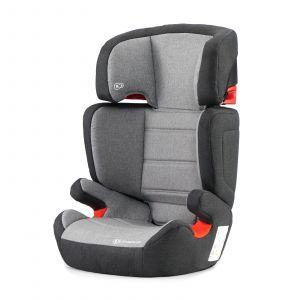 Autostoel Kinderkraft JuniorFix Isofix Black/Grey