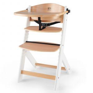 Kinderstoel Kinderkraft Enock 3-in-1 White/Wood