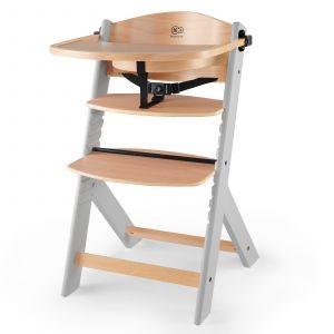 Kinderstoel Kinderkraft Enock 3-in-1 Grey/Wood