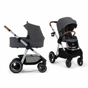 Kinderwagen Kinderkraft Everyday 2-in-1 Dark Grey