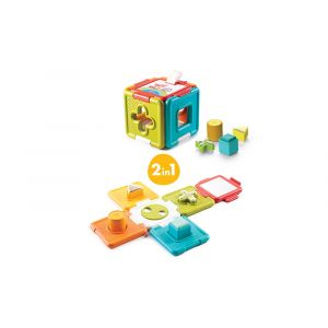 2-in1 Shape Sorter and Puzzle Tiny Love