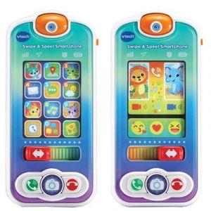 Swipe & Speel Smartphone Vtech