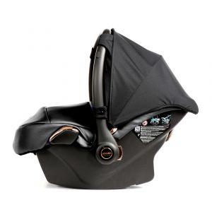 Autostoel Junama Diamond Fluo Line 04 Black/Gold Inclusief Adapterset