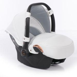 Autostoel Junama White/Copper Inclusief Adapterset