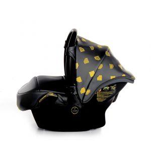 Autostoel Junama Glow 05 Black / Gold