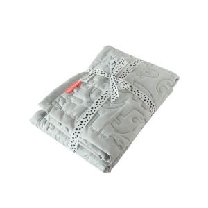 Deken Quilt Done by Deer 80x100 Sleepy Grey