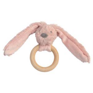 Bijtring Happy Horse Rabbit Richie Old Pink 133191