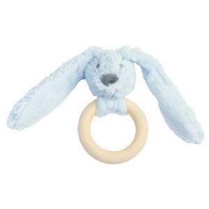 Bijtring Happy Horse Rabbit Richie Blue 133193